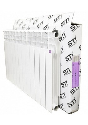 Радиатор бимет. STI 500/80 /12секц./
