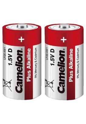 Батарейка LR20/2шт./Camelion
