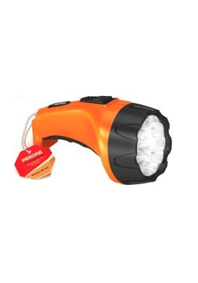 Фонарь ручной Рекорд РМ-0115/Аккум. 220В 15 LED прямая подзарядка