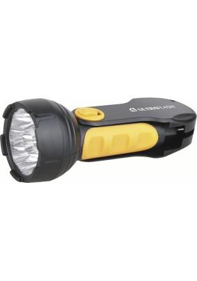 Фонарь ручной Ultraflash 3816/аккум.220В 9LED  прямая подзарядка