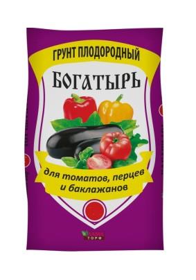 """Земля """"Плодородный"""" д/томатов/перца/баклажанов 20л"""