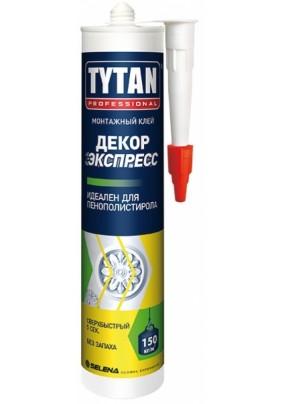 Жидкие гвозди Титан Декор Экспресс/310 мл/2306/