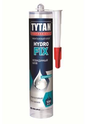 Жидкие гвозди Титан Hydro Fix акрилат. прозр./310 мл/06206/