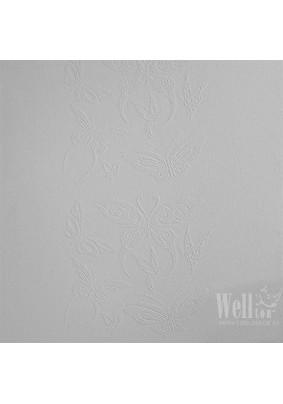 "Стеклообои ""Wellton Decor"" Бабочки  WD830 1х12.5/1 сорт"