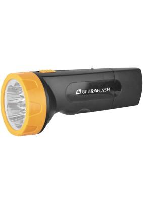 Фонарь ручной Ultraflash 3827/аккум.220В 5 LED прямая подзарядка