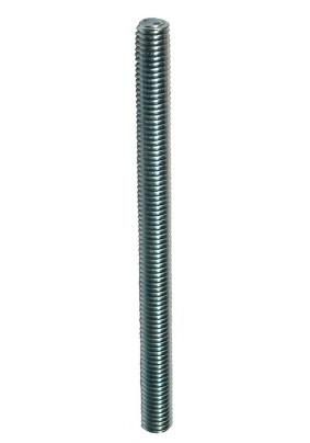 Шпилька резьбовая 18x1000 цинк