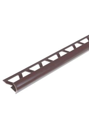 Раскладка внутр. для плитки 7-8 мм/коричнев/ 2,5м