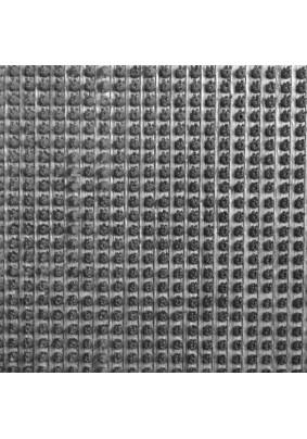 Щетинистое покрытие на ПВХ основе серый 0.9 м
