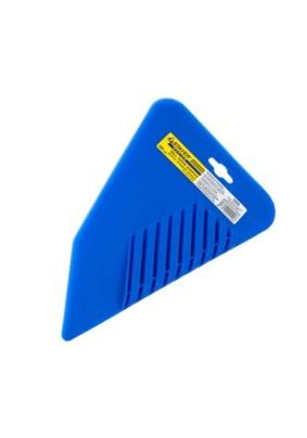 Шпатель прижимной для поклейки обоев пласт. Stayer 28 см/10205/