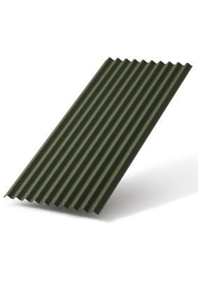 Ондулин SMART 1950х960х3 /Зеленый/