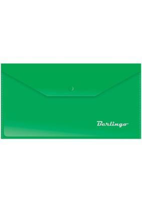 Папка-конверт на кнопке Berlingo/С6/180 мкм/153946/