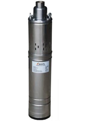 Насос погр. скважинный  СН-100B/1100Вт/40л/мин/h=100м/