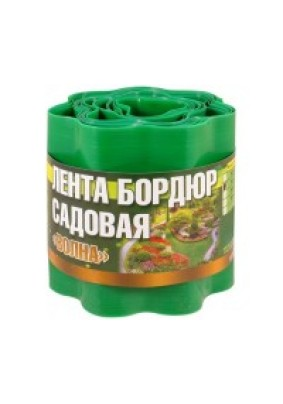 "Лента бордюрная ""Волна""/9х20/76266/"