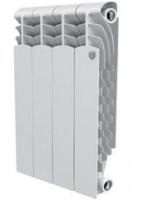 Радиатор ал.  Royal Thermo Revolution 500/80 -  4 секц.