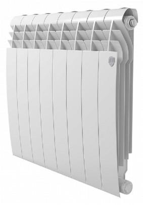 Радиатор бимет. Royal Thermo BiLiner 500/87 new -  8 секц.
