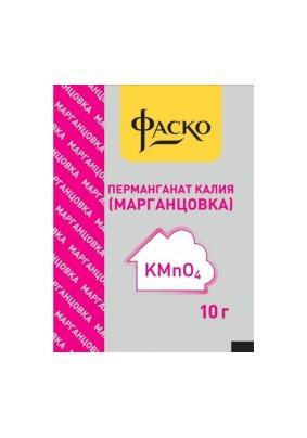 Марганцовка техническая пакет/10гр/