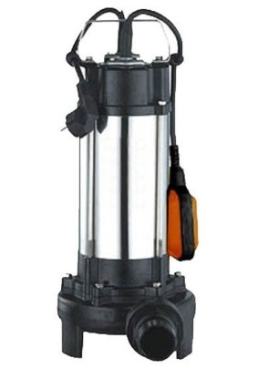 """Насос дренажный """"Вихрь"""" фекальный ФН-1100Л/1100вт/233 л/мин/мах.высота 9м/"""