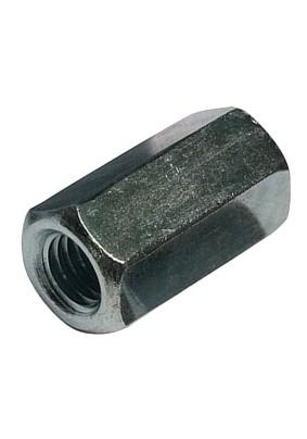 Гайка соединительная оцинк. М 8 DIN6334