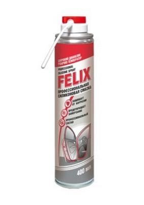 Смазка силик. FELIX 400мл аэрозоль