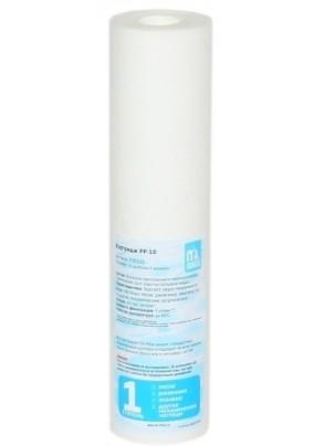 """Картридж для мех. очистки воды 10"""", 20 мкр (PP-10, вспен. полипр.)"""