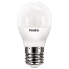Лампа светодиод.5.0Вт Camelion Led/4500K/Е27/G45*