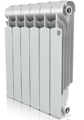 Радиатор ал.  Royal Thermo Indigo 500/100 -  6 секц.