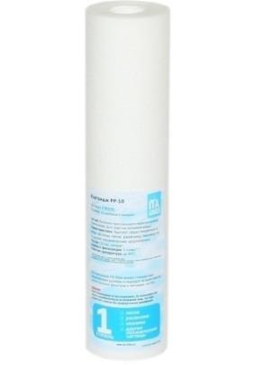 """Картридж для мех. очистки воды 10"""",  5 мкр. (PP-10, вспен. полипр.)"""