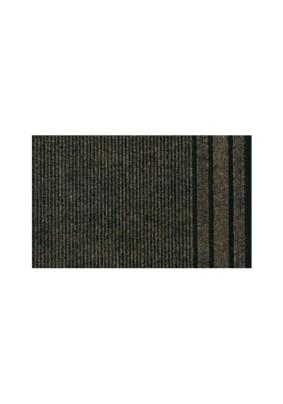 Дорожка грязезащитная REKORD 811 коричневый 0,8м