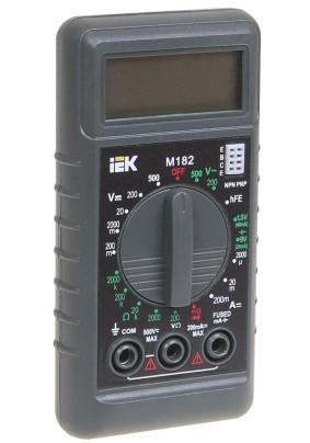 Мультиметр М182 ИЭК /1S-182/