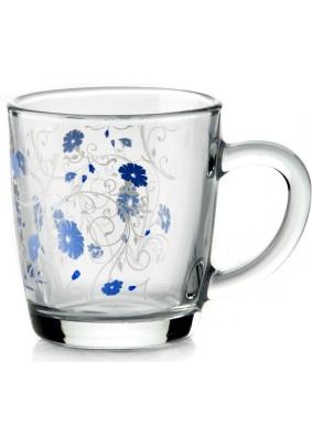 "Кружка 350 мл ""Серенада"" голубой/55531SLBD15"