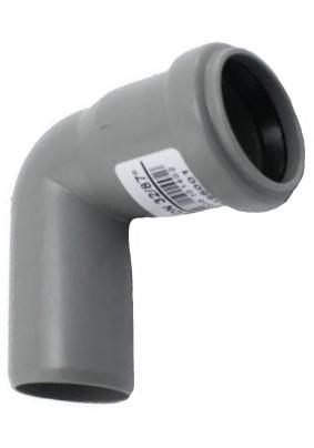 Отвод внутр. канализации Д  40  (87 гр.)             (15)
