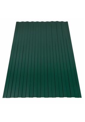 Профлист С8 1200х1800х0.33-0.35/ RAL 6005/ Зеленый