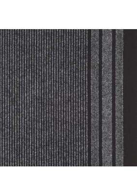 Дорожка грязезащитная REKORD 802 серый 0.8м