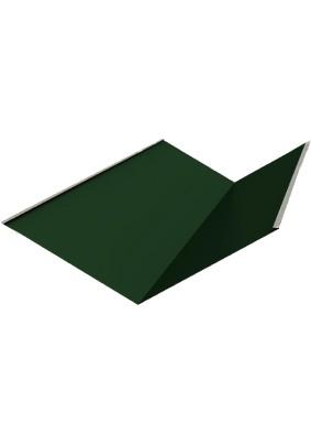 Ендова 190х190 2м RAL 6005 Зеленый