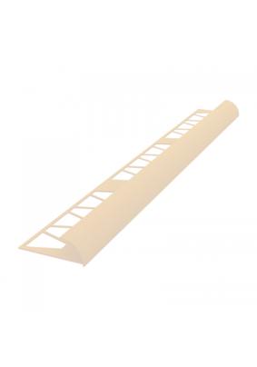 Раскладка внутр. для плитки 9-10 мм /слон кость/ 2,5м