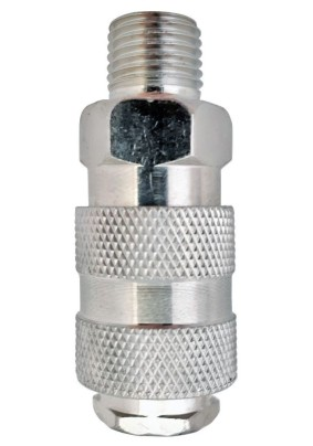 Разъемное соединение рапид (муфта) 1/4/9x6x14/M наруж.резьба блистер/