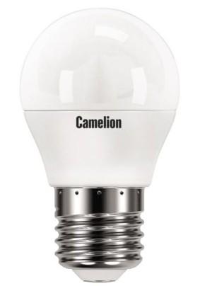 Лампа светодиод.8.0Вт Camelion/3000К/Е27/G45*