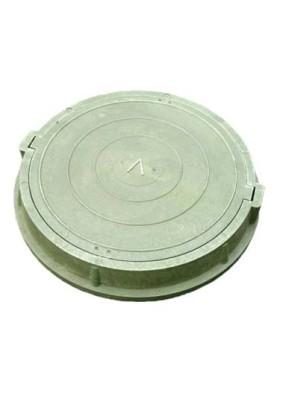 Люк полимерный легкий, 30 кН/ Зеленый