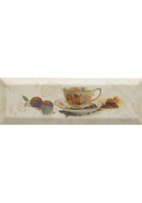Декор Bonjour Cafe Marfil 10x30