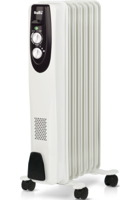 Радиатор масл.Ballu Classic  BOH/CL-07WRN 1500вт 7 секций