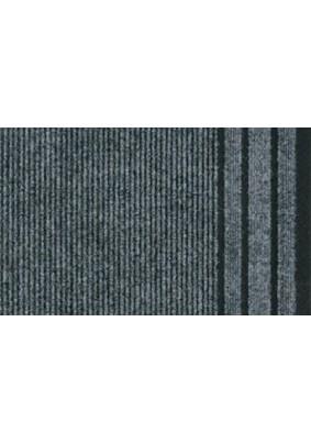 Дорожка грязезащитная REKORD 866 чёрный 1,0 м