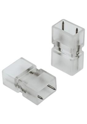 Коннектор для LED-ленты/220В/5050/Ecola