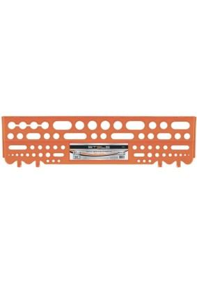 Полка для инструмента Stels,625мм ,оранжевая / 90715/