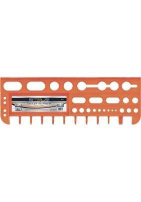 Полка для инструмента Stels,475мм ,оранжевая / 90718/