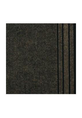 Дорожка грязезащитная REKORD 811 коричневый 1м