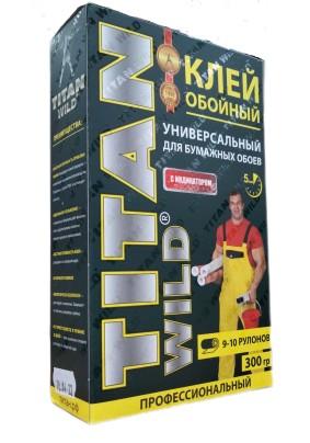 Клей обойн. Titan Wild универсальный проф./300 г/9-10 рул/