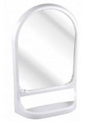 Зеркало в рамке с полкой/М3130/