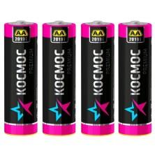 Батарейка R6/4шт/Космос premium ROCKETS