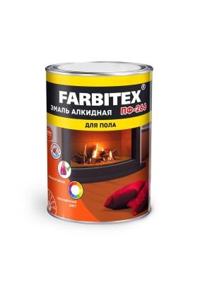 ПФ-266 Farbitex красно-коричневая/2,7 кг/