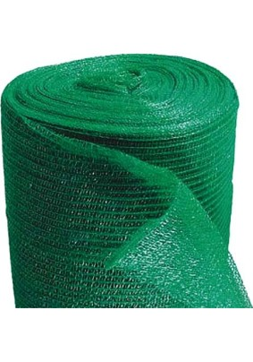 Сетка для фасадов 4х50м/55гр.м2/Темно-зеленая